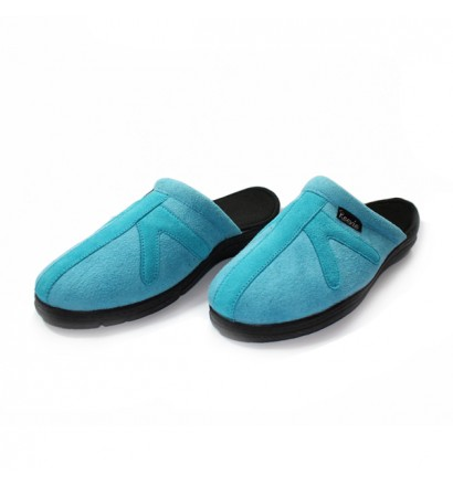 Mules Turquoise/Turquoise