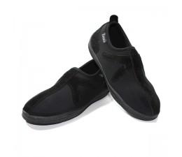 """Chaussures Noir/Noir sans lacet """"X"""""""